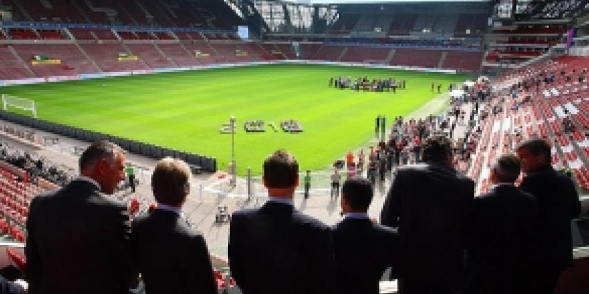 Bekerduel Vitesse - Ajax vanwege slecht veld niet in Grolsch Veste