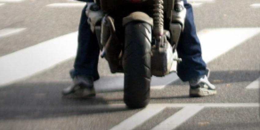SP:te hard rijdende scooterhufters direct op de bon slingeren