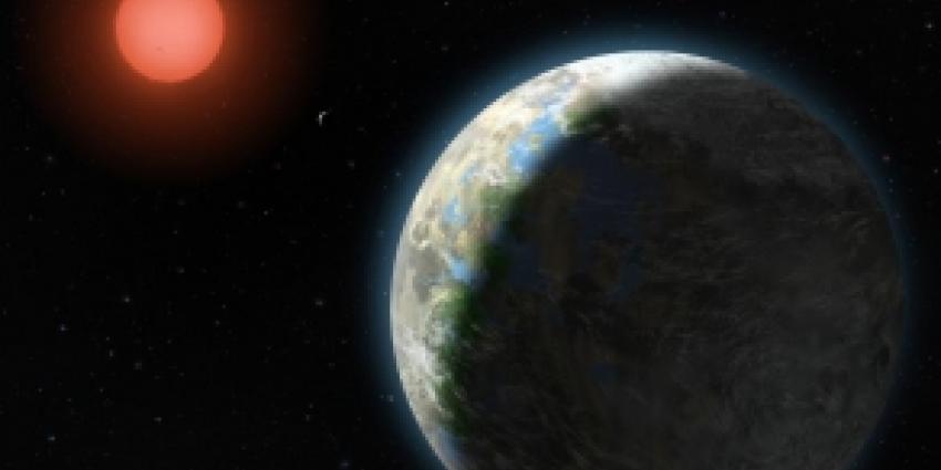 Op kerstavond telefoontje vanuit de ruimte: Hello, is this Earth?