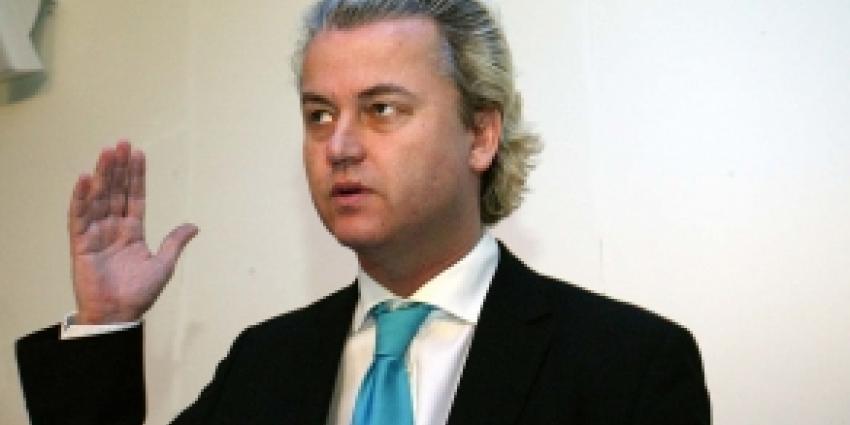 Opnieuw 500 aangiftes voor Wilders erbij