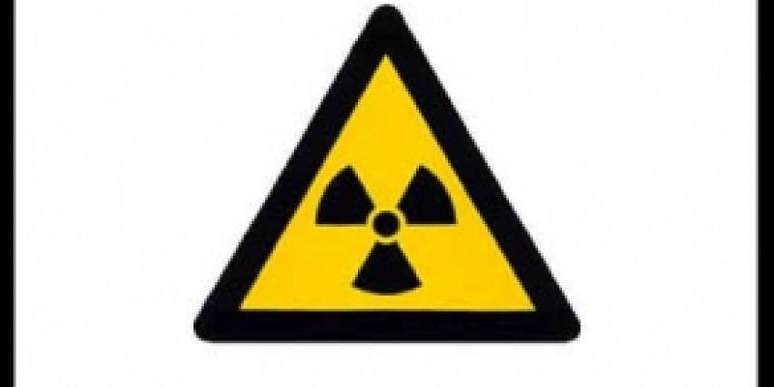Plasje vloeistof naast radioactief afvalvat Haags ziekenhuis