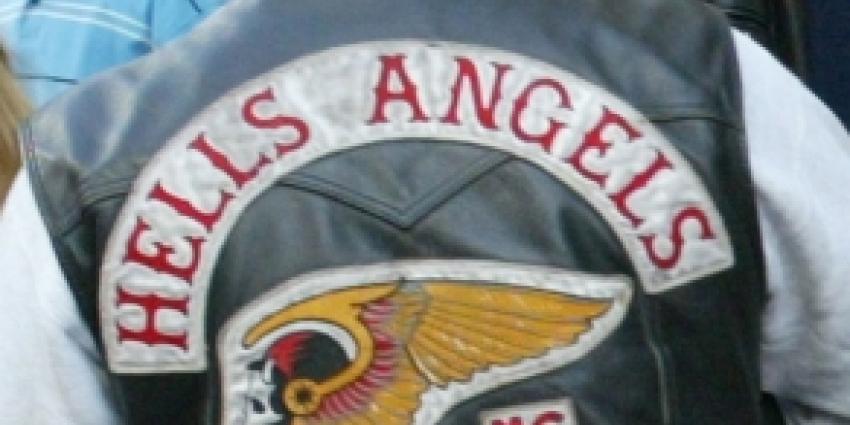 Foto van jas lid Hells Angels