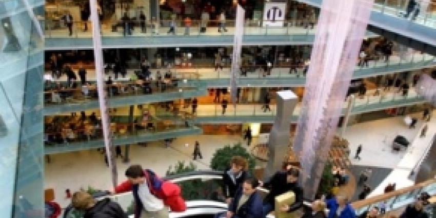 Foto van winkelcentrum | Archief FBF.nl