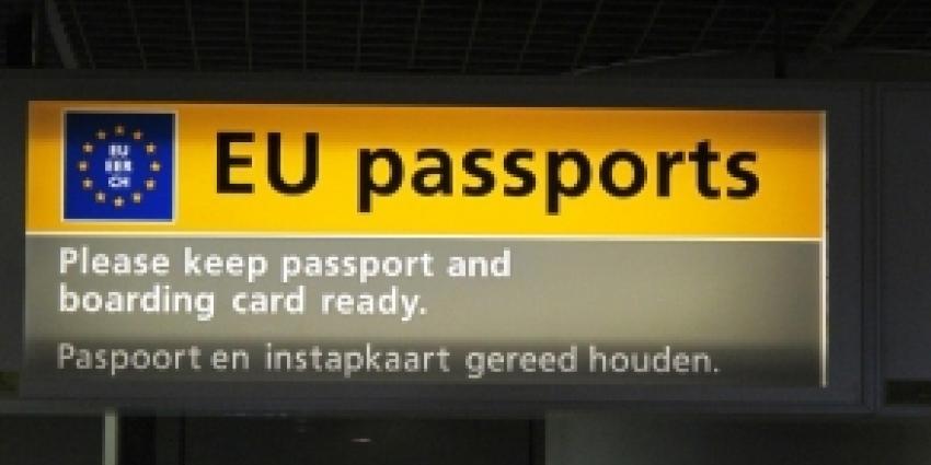 Europese buitengrenzen op slot