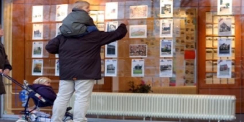 Bijna 7% meer woningen verkocht