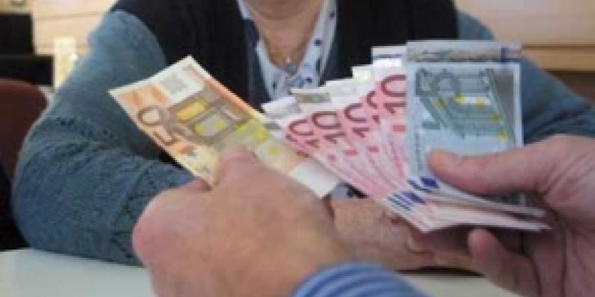 Foto van geld | Archief EHF