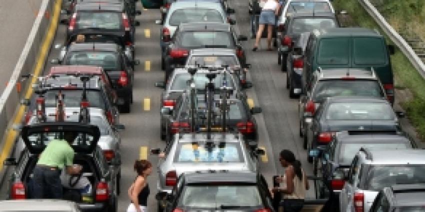 Drukte op wegen verwacht door meivakantie