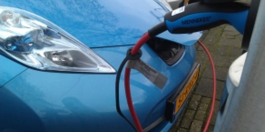 Elektrische auto in Duitsland op zijn retour