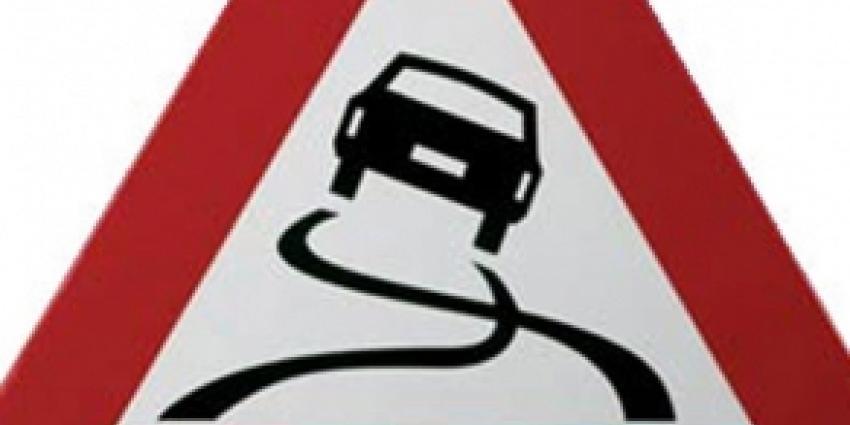 KNMI waarschuwt voor gladde wegen