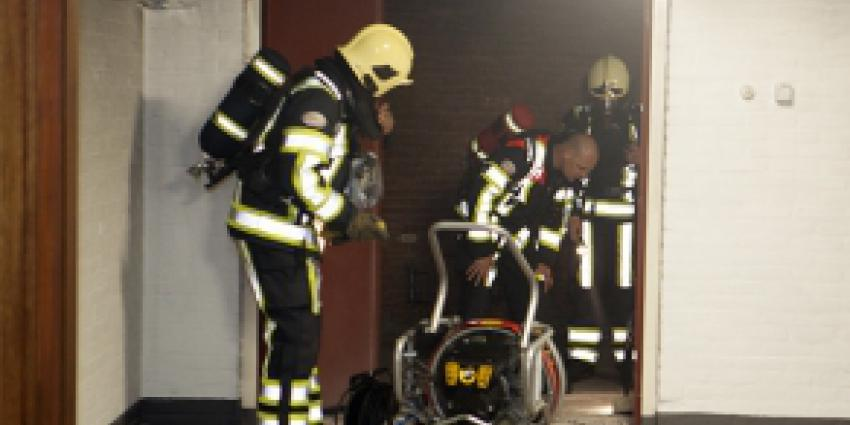 Dode bij binnenbrand in Tilburg