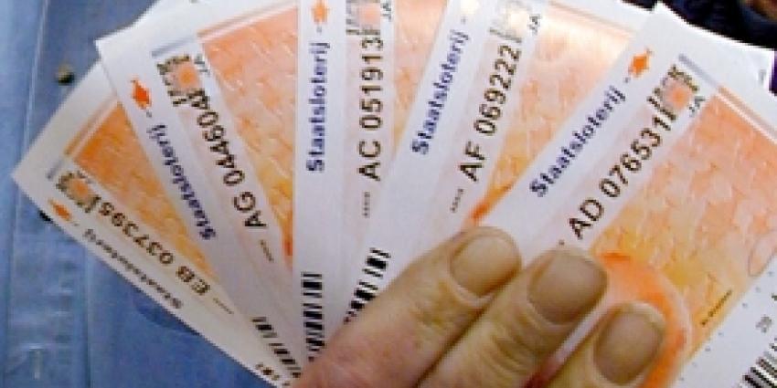 100.000 euro gevallen op Staatslot verkocht in Maarssen