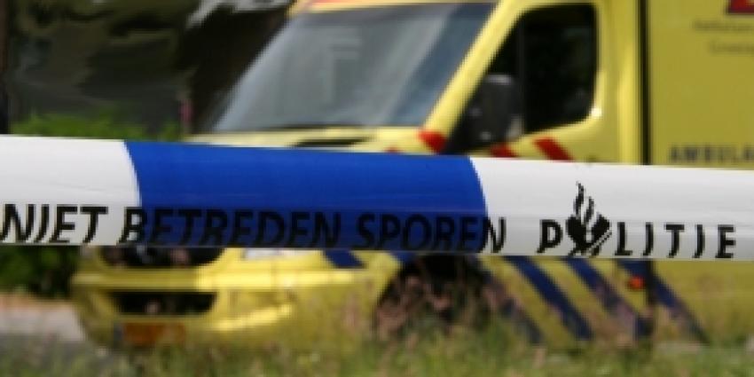 Foto van politieonderzoek   Archief FBF.nl