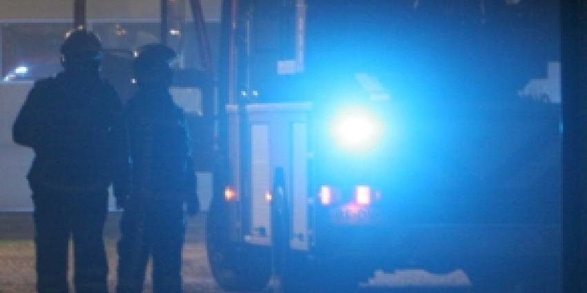 Agenten stuiten na surveillance op brandende politiebus