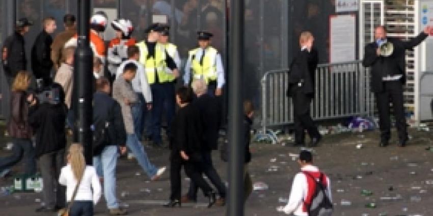 Meer aangiften na geweld tegen politieambtenaren