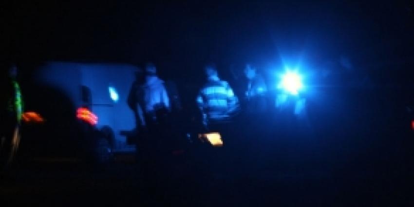 Joyrijder (15) aangehouden na wilde nachtelijke achtervolging