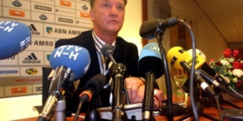 Van Gaal looft zichzelf: 'Het waren gouden wissels'