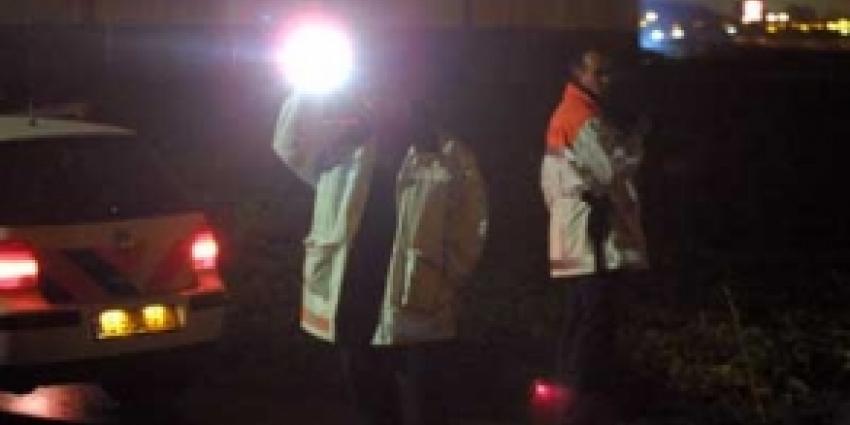Dronken man aangehouden na botsing tegen woning Helmond