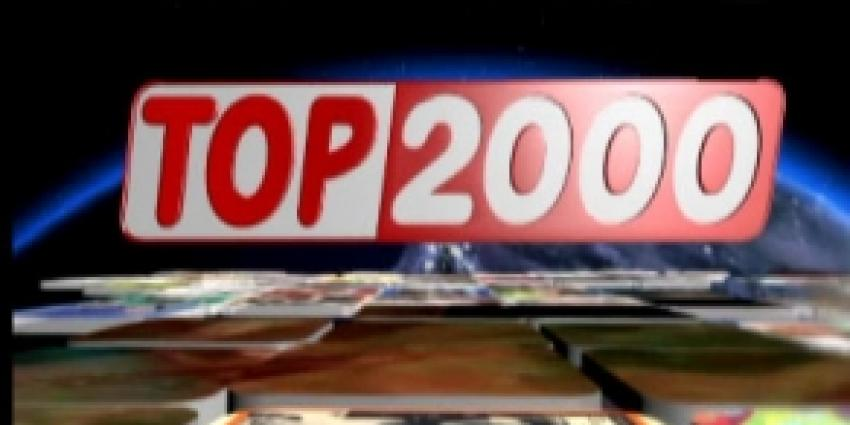 Top 2000 vandaag van start