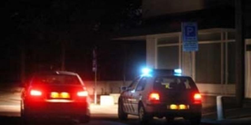 Vijf 'plofkrakers' aangehouden na achtervolging op snelweg