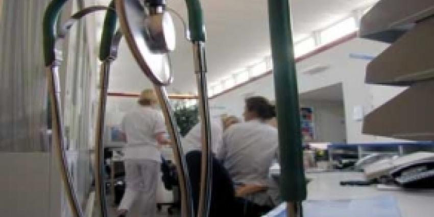 Verwarde man draait door in Haags ziekenhuis