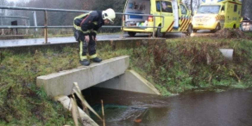 Zoontje (2) verwarde vrouw verdronken na auto te water
