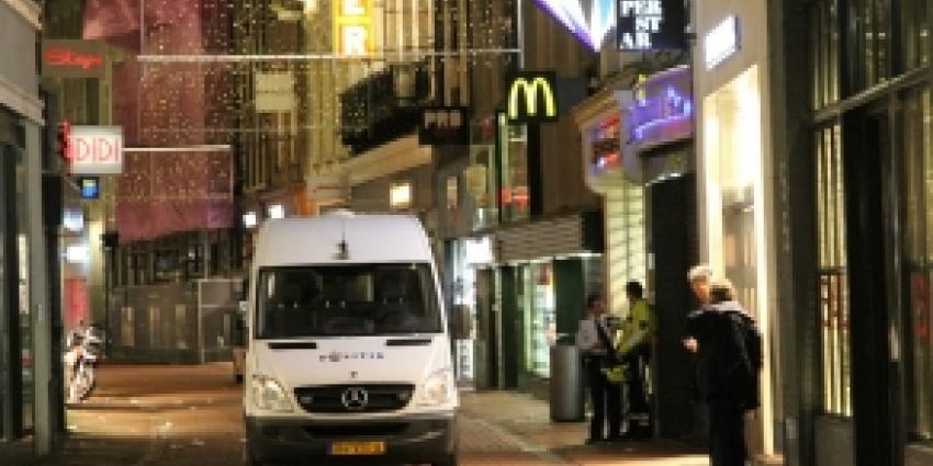 Geen gijzeling maar overval in kledingwinkel Kalverstraat