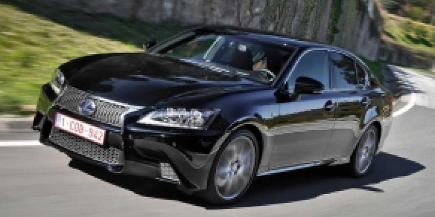 Mijlpaal:Lexus bouwt 500.000ste hybrid