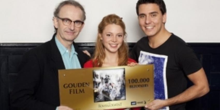 Gouden film voor Bombardement