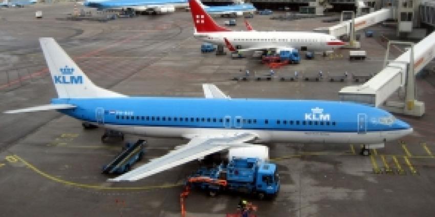 SP: 'KLM laat piloten met zo min mogelijk brandstof vliegen'