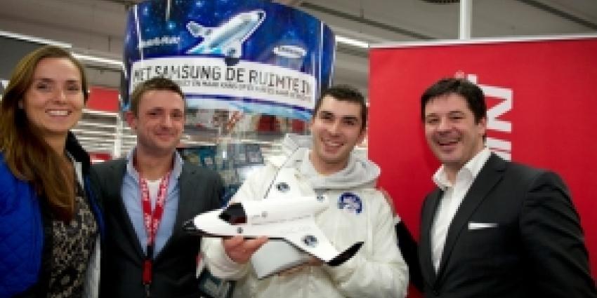 Daniel Mikolajewski uit Hoogmade wint ruimtereis