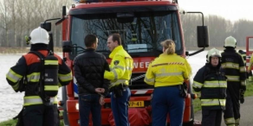 Ex-verdachten treinbrand willen van politie excuses