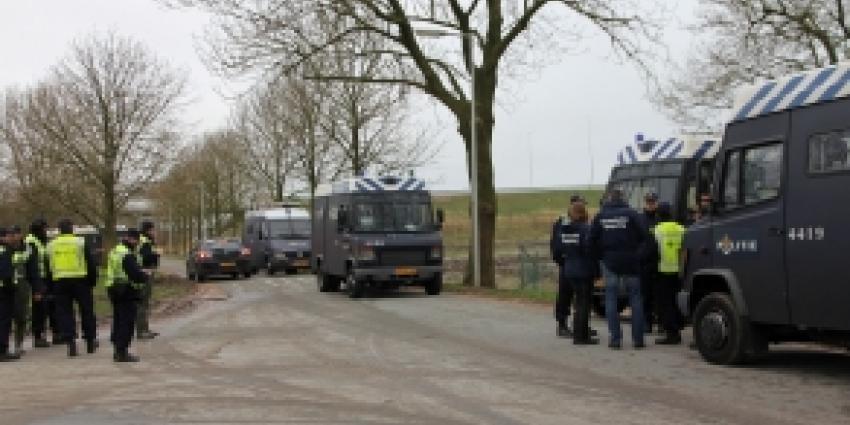 Tweede kalashnikov gevonden in sloot Amsterdam-West