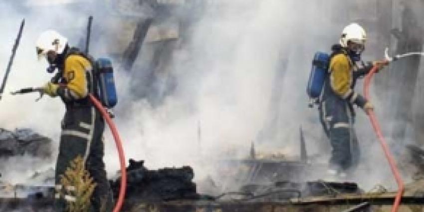Acht tieners verhoort vanwege schoolbrand Arnhem