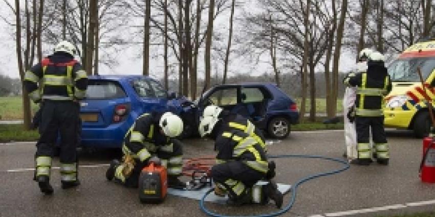 Ravage na verkeersongeval Sint-Michielsgestel