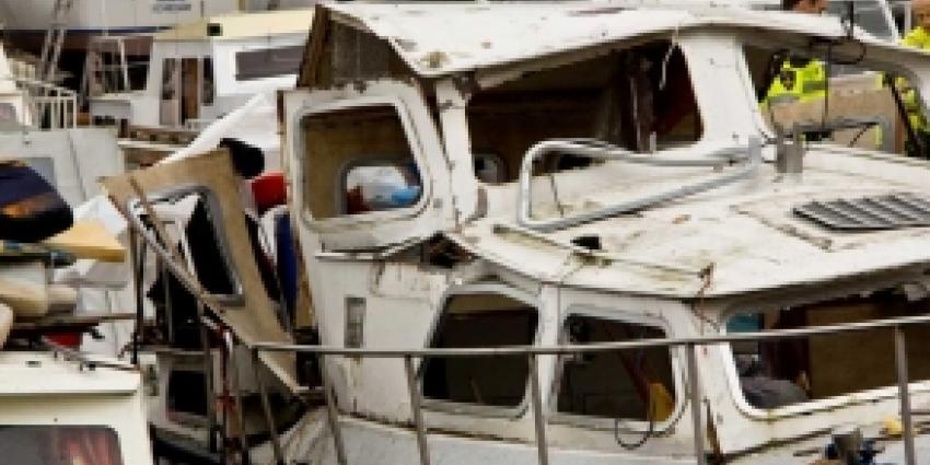 Rotterdammer (77)  zwaargewond na ontploffing plezierjacht