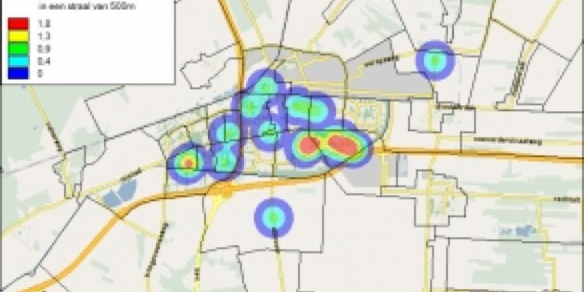 Politie vraagt inwoners Hoogeveen om hulp na woninginbraken