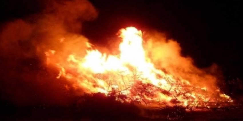 Foto van branden | Archief FBF.nl