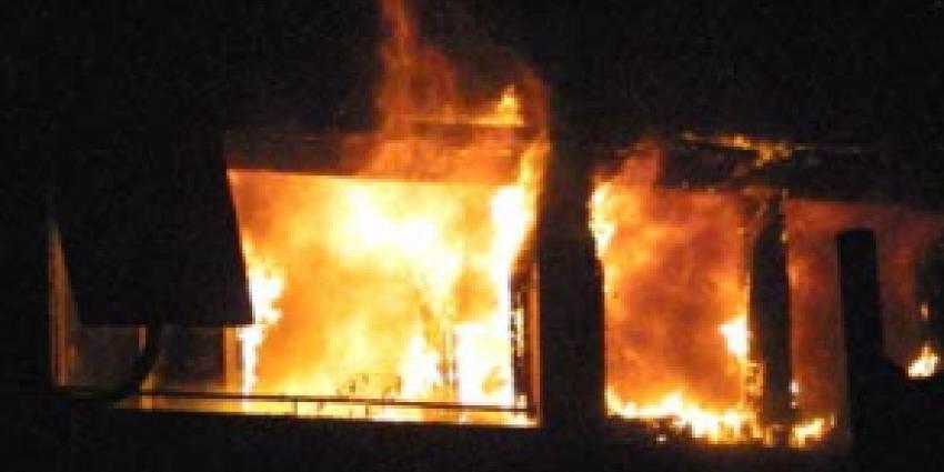 Aantal doden door brand gelijk gebleven in 2012