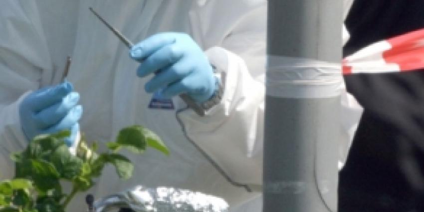Politieonderzoek na vondst lichaam in bosperceel Heeze
