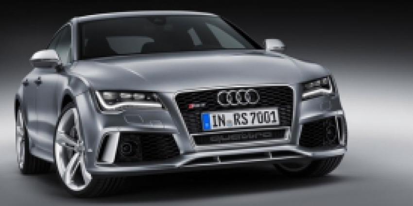 De fraaiste vorm van dynamiek: Audi RS 7 Sportback