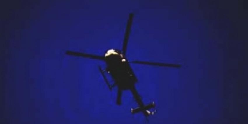 Foto van politiehelikopter | Archief FBF.nl