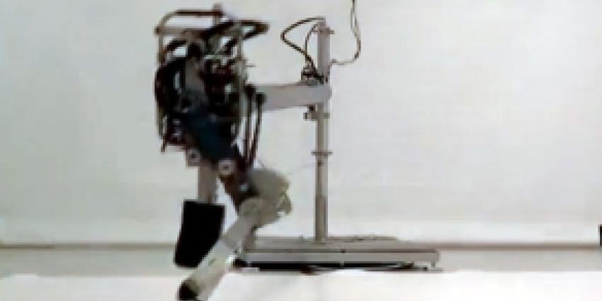 Delftse looprobots gaan nu ook rennen voor u