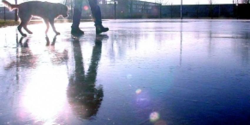 Waarschuwing voor kwaliteit ijs in Steenwijkerland
