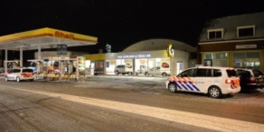 Overval op tankstation in Wijk bij Duurstede