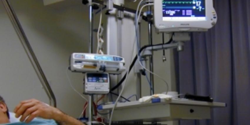 Man opgepakt voor bedreigen ziekenhuispersoneel