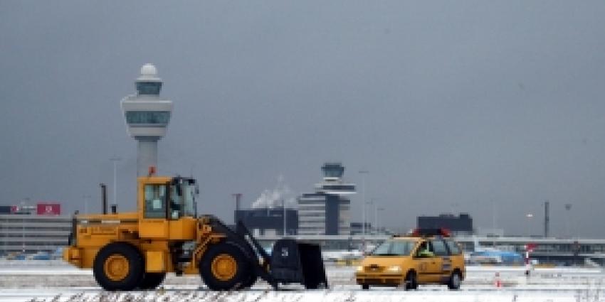 Veel vertragingen op Schiphol