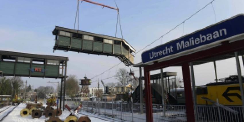 Ingrijpende werkzaamheden bij het spoorwegmuseum