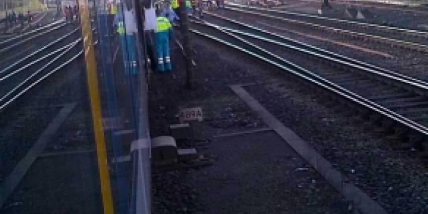 Automobilist overleden na ongeval met trein