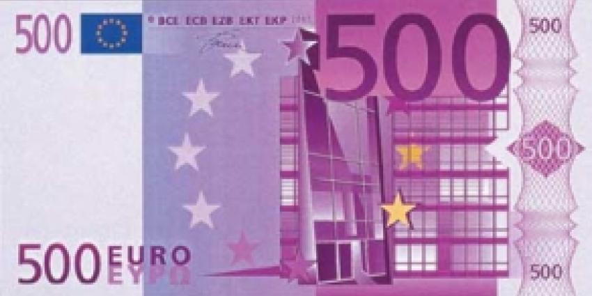 PvdA wil de 500-eurobiljetten uit het betalingsverkeer