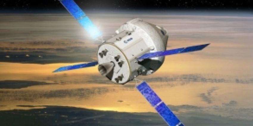 Ook Nederland bouwt mee aan ruimteschip